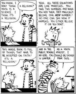Math Atheist